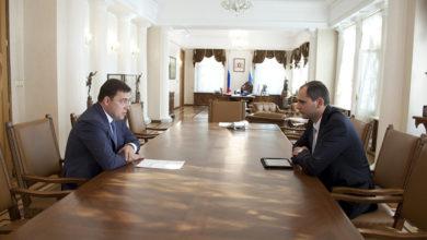 Губернатор хочет видеть председателем правительства Дениса Паслера