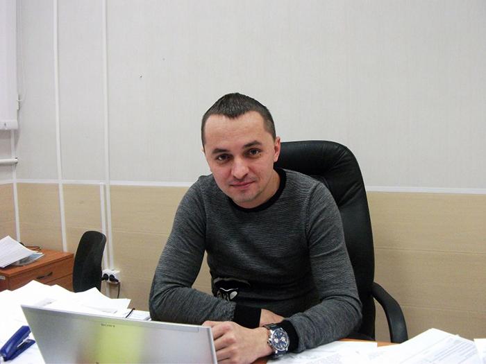 Управляющий директор УК «Веста» Евгений Лунев