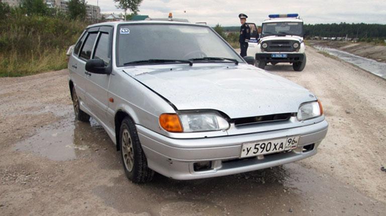 В Североуральске раскрыли серию угонов отечественных авто