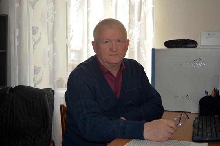Николай Заморин. Фото: Иван Жилин / «Новая газета»