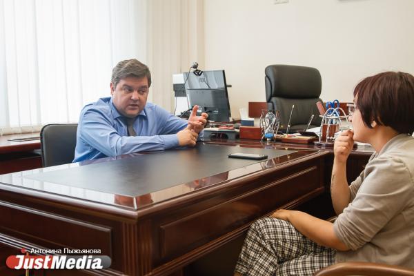 Глава аппарата мэрии Илья Захаров