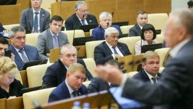 В Госдуму внесли законопроект о наказании для чиновников, которые оскорбляют российских граждан