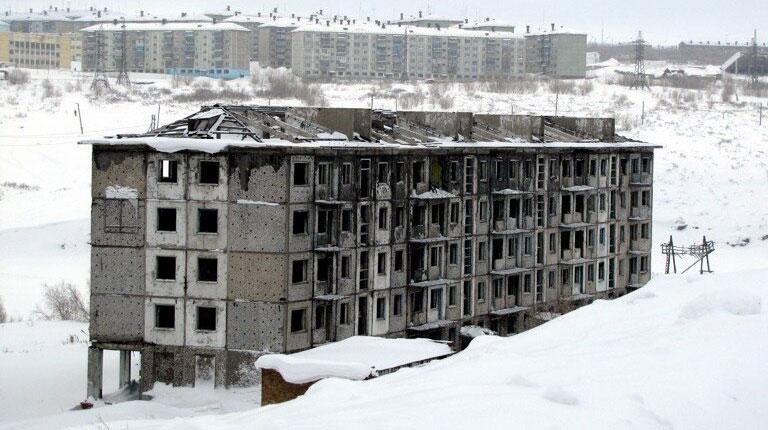 Жители Воркуты бесплатно отдают квартиры, потому что из города продолжается отток населения