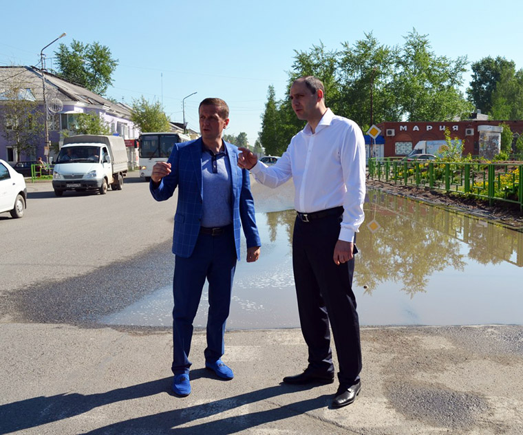 Одним из кандидатов на должность главы Оренбурга рассматривается бывший глава администрации Североуральска Владимир Ильиных
