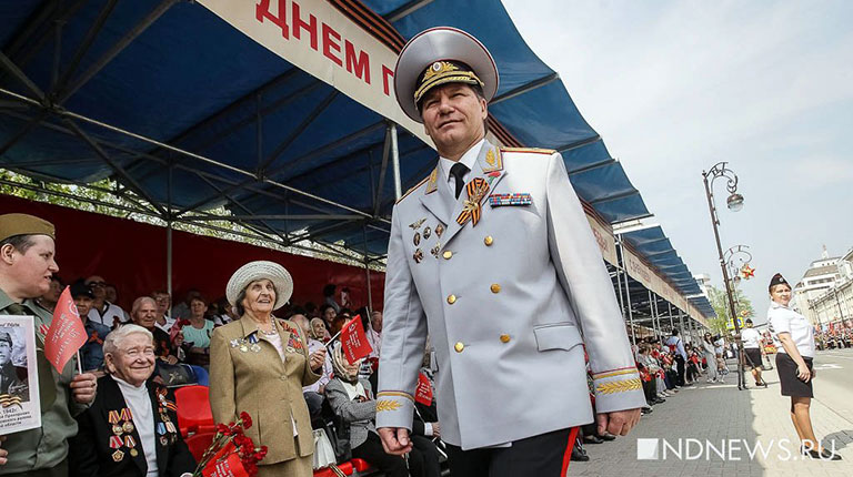 Генерал-майорЮрий Алтынов
