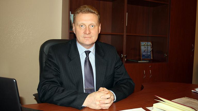 глава администрации Олонецкого муниципального района Сергей Прокопьев