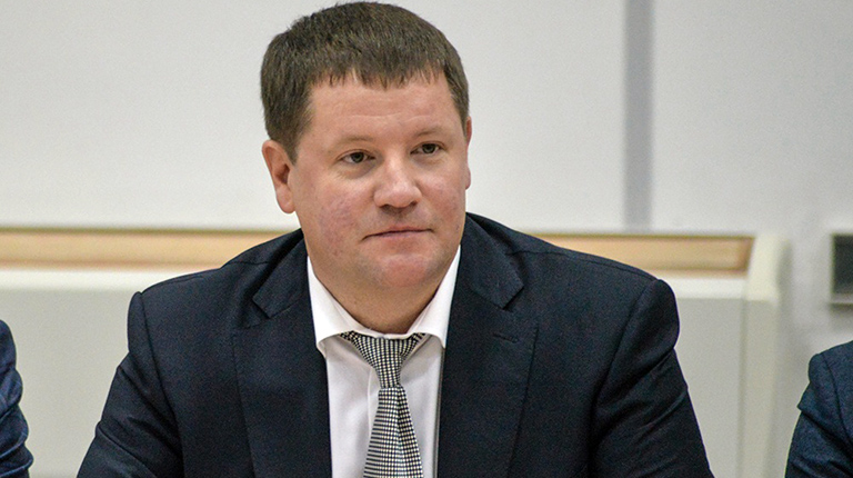 Вице-губернатор Сергей Бидонько