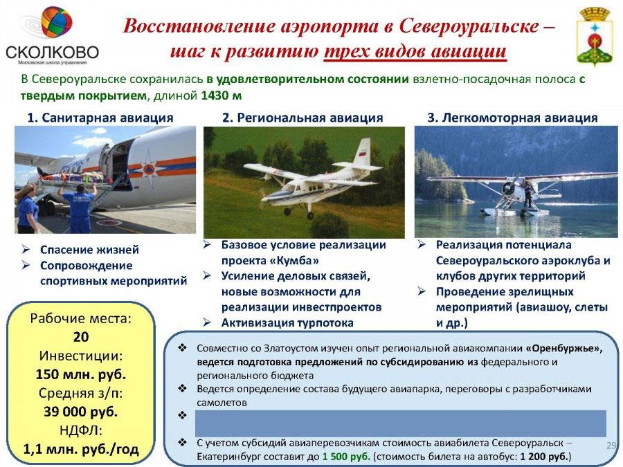 Сергей Радченко нашёл точки притяжения в Североуральске