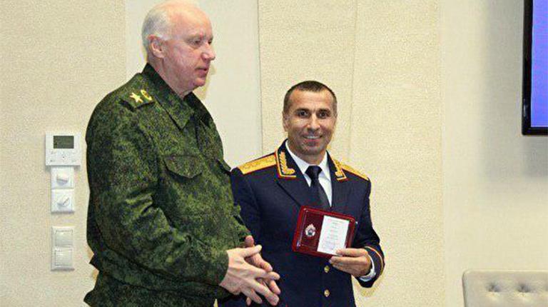Генерал СКР Руслан Ибиев предъявил счёт Путину и Сечину