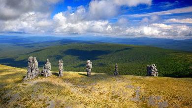 Северный Урал - рай для туристов