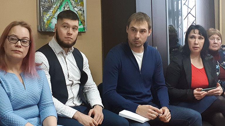 С защитниками экологии Североуральского и Ивдельского городских округов встретился депутат Государственной Думы, Олимпийский чемпион Антон Шипулин