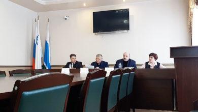 Встреча с главой г. Ивделя, П.М. Соколюком 27.01.2020г.