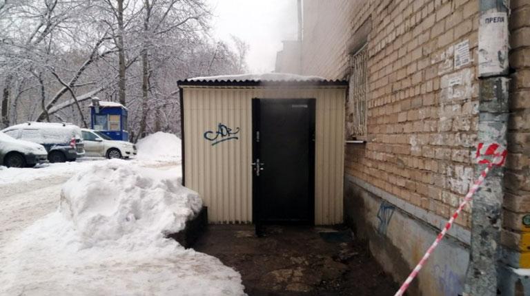 В Перми 5 человек погибли в гостинице из-за прорыва трубы