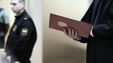 Экс-начальник управления ФСИН Виктор Свиридов застрелился в зале суда после приговора