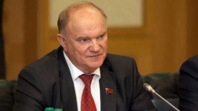 Геннадий Зюганов прокомментировал инцидент с ведущей ГТРК, которая рассмеялась из-за размера индексации выплат льготникам на 3%