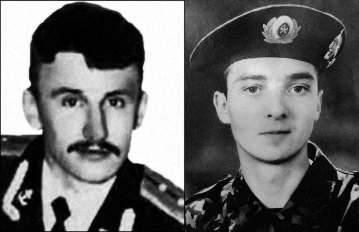 Дмитрий Шектаев и Михаил Чуркин