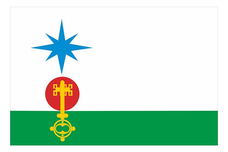 Флаг Североуральского городского округа
