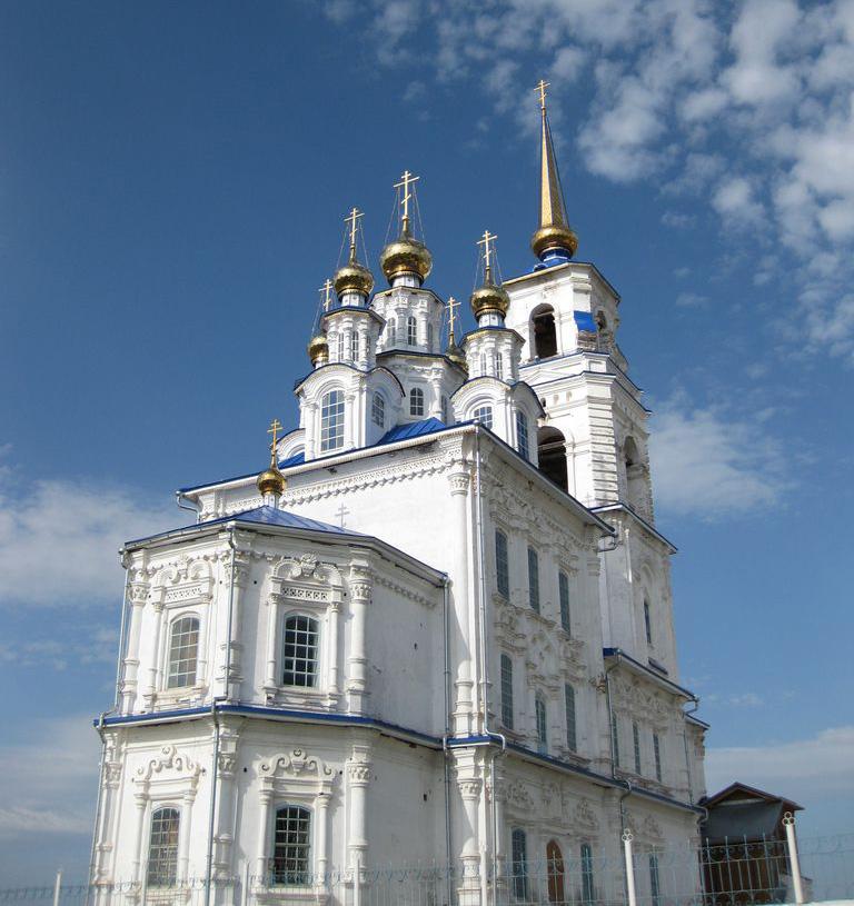 Церковь во имя святых первоверховных апостолов Петра и Павла Североуральск