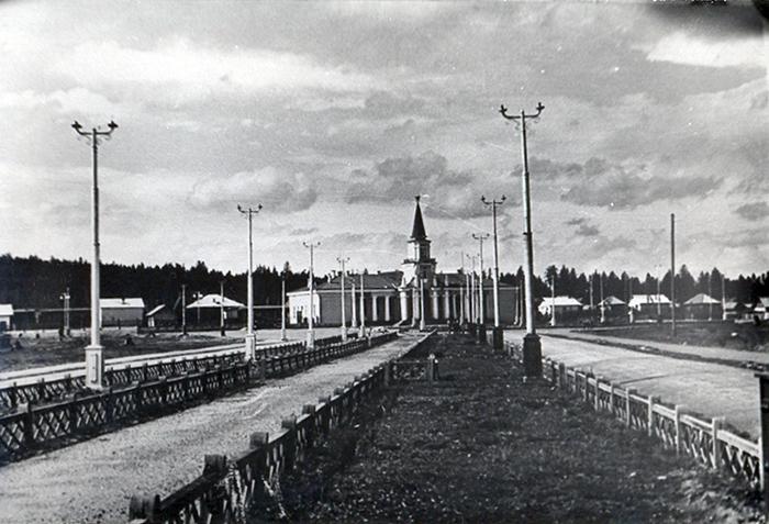 Улица Мира Североуральск