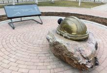 Памятник шахтерам, погибшим на шахтах СУБРа Североуральск