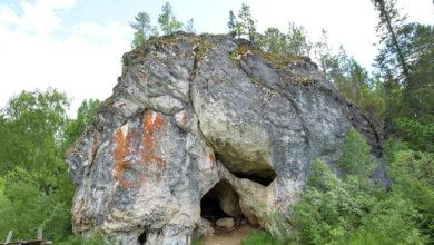 Тренькинская пещера Североуральск