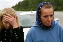 Собчак заявила, что на нее напали в монастыре