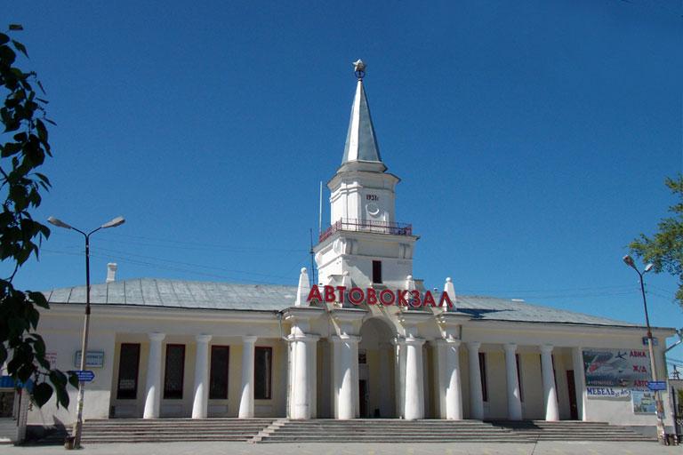Вокзал Североуральска