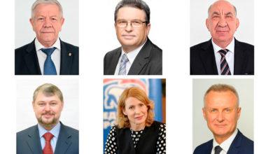 Поимённый список депутатов, отклонивших народную инициативу о прямых выборах мэров в Свердловской области
