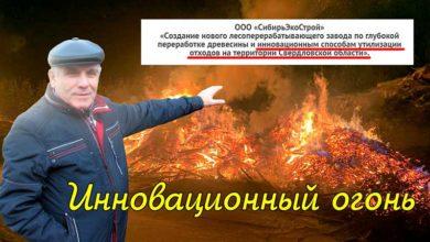 Инновационный огонь от СибирьЭкоСтрой