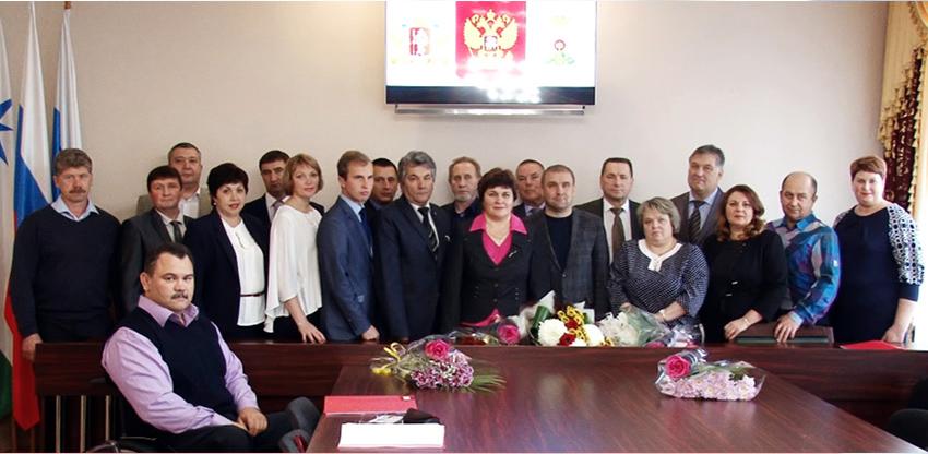 Депутаты Думы Североуральского городского округа 6 созыва