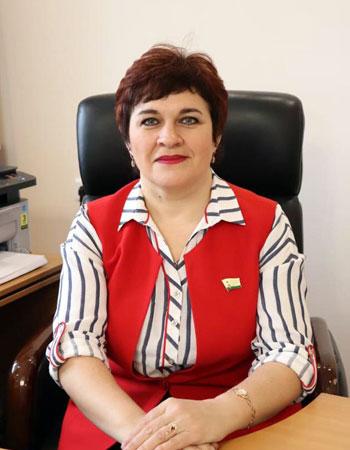 Балбекова Елена Степановна