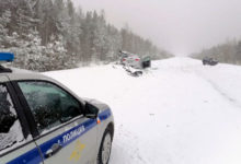 Авария на 116-м километре дороги Ивдель - ХМАО