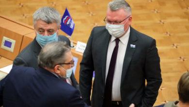 В Заксобрании скандал из-за прямых выборов мэра