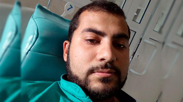 Травматолог Эльшан Ибадов